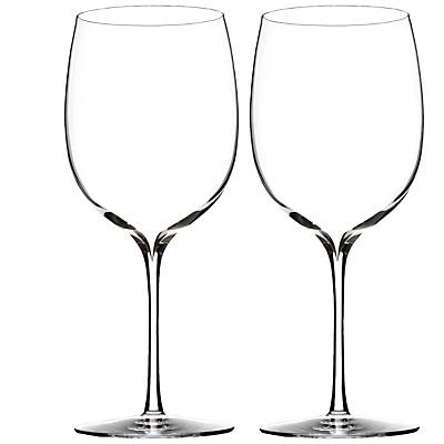 Waterford Elegance Bordeaux Wine Glasses, Set of 2