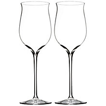 Buy Waterford Elegance Rose Wine Glasses, Set of 2 Online at johnlewis.com