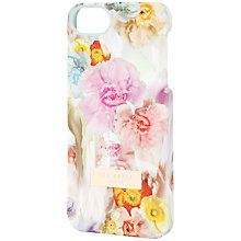Buy Ted Baker Grac iPhone Case, Pale Green Online at johnlewis.com