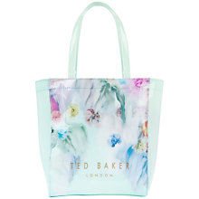 Buy Ted Baker Molewood Shopper Handbag With Umbrella, Green Online at johnlewis.com