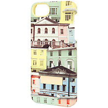 Buy Ted Baker Silke Print iPhone Case, Light Grey Online at johnlewis.com