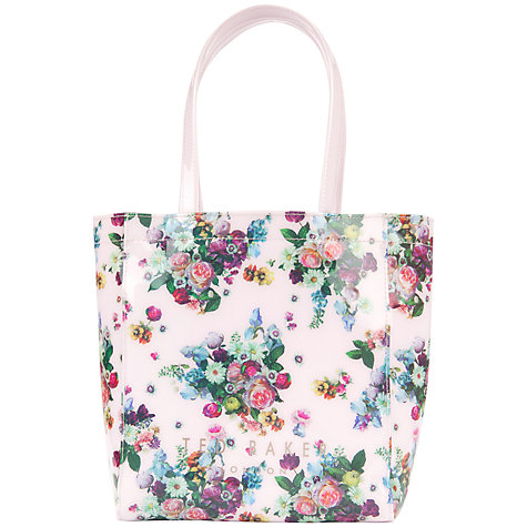 Buy Ted Baker Marano Shopper Bag With Umbrella, Pink Online at johnlewis.com