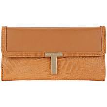 Buy Ted Baker Jantier Leather Matinee Purse Online at johnlewis.com
