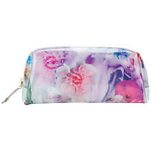 Buy Ted Baker Kima Small Wash Bag, Pale Green Online at johnlewis.com