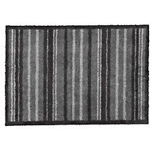 Buy Turtle Mat Monochrome Stripe Doormat Online at johnlewis.com