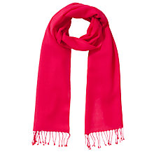 Buy John Lewis Wool Mix Wrap Online at johnlewis.com