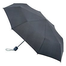 Buy Fulton Hurricane Umbrella, Black Online at johnlewis.com