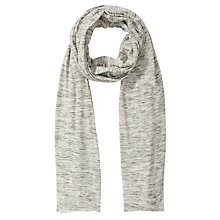 Buy Kin by John Lewis Jersey Scarf, Grey Marl Online at johnlewis.com