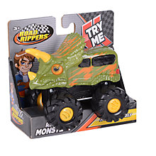 Buy Toy State Road Rippers Rev Up Monster Vehicle, Assorted Online at johnlewis.com