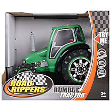 Buy Road Rippers Rumble Tractor, Assorted Online at johnlewis.com