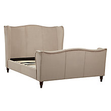 Buy John Lewis Regency Bedstead, Luxor Tan, Double Online at johnlewis.com