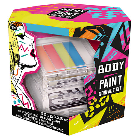 Buy Body Paint Compact Kit, Multi Online at johnlewis.com