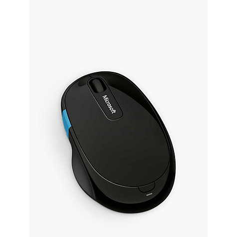 Buy Microsoft Sculpt Comfort Mouse Online at johnlewis.com