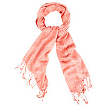 Buy Oasis Sparkle Weave Scarf Online at johnlewis.com