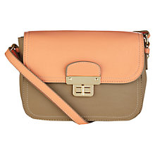 Buy Oasis Xandy Colour Block Cross Body Bag Online at johnlewis.com