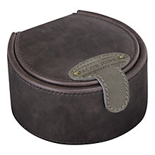 Buy Jacob Jones Stud Box, Khaki Online at johnlewis.com