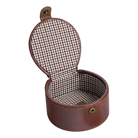 Buy Jacob Jones Checked Stud Box Online at johnlewis.com