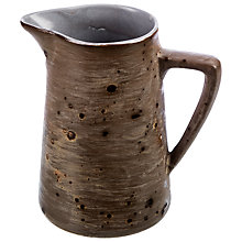 Buy Dassie Aged Stone Table Jug Online at johnlewis.com