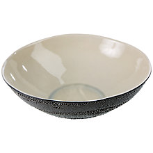 Buy Dassie Large Stone Mud Pan Bowl Online at johnlewis.com