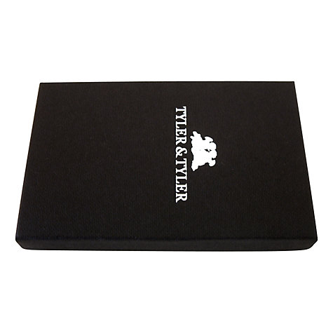 Buy TYLER & TYLER Union Jack Business Card Holder Online at johnlewis.com