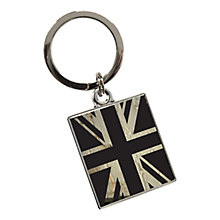 Buy Tyler & Tyler Union Jack Keyring Online at johnlewis.com