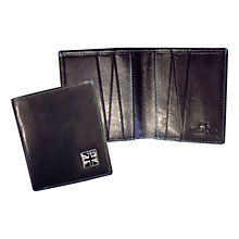 Buy TYLER & TYLER Union Jack Jeans Wallet, Black Online at johnlewis.com