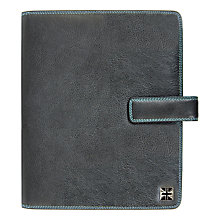 Buy TYLER & TYLER Union Jack Tablet Holder, Black Online at johnlewis.com