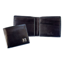 Buy TYLER & TYLER Union Jack Billfold Wallet, Black Online at johnlewis.com