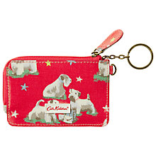 Buy Cath Kidston Christmas Billie Travel Purse Online at johnlewis.com