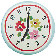 Buy Cath Kidston Clocks Pocket Mirror Online at johnlewis.com