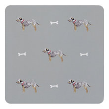 Buy Sophie Allport Terrier Coasters, Set of 4 Online at johnlewis.com