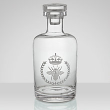 Buy Bee Decorative Apothecary Bottle Online at johnlewis.com