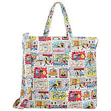 Buy Cath Kidston Stop Thief Double Handle Bag Online at johnlewis.com