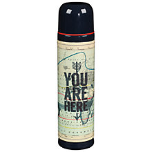 Buy Cartography Flask, 500ml Online at johnlewis.com