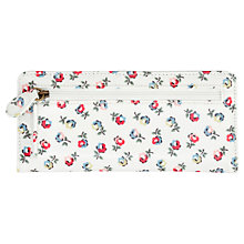Buy Cath Kidston Elgin Ditsy Card Wallet, Cream Online at johnlewis.com
