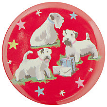 Buy Cath Kidston Christmas Billie Pocket Mirror Online at johnlewis.com