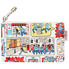 Buy Cath Kidston Cops And Robbers Zip Purse Online at johnlewis.com