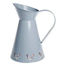 Buy Sophie Allport Chicken Enamel Jug Online at johnlewis.com