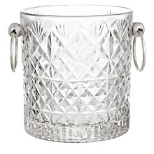 Buy John Lewis Victorian Cut Glass Ice Bucket Online at johnlewis.com