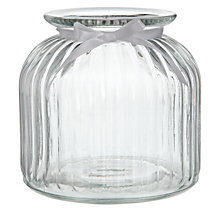 Buy Glass Storage Pot Online at johnlewis.com