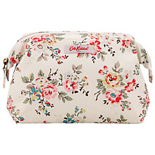 Buy Cath Kidston Kingswood Rose Frame Travel Pouch Online at johnlewis.com