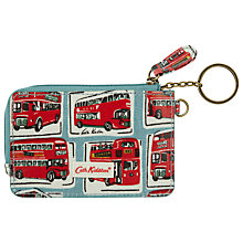 Buy Cath Kidston London Buses Travel Purse Online at johnlewis.com