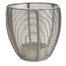 Buy John Lewis Wire Tealight Holder Online at johnlewis.com