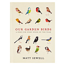 Buy Our Garden Birds Book Online at johnlewis.com
