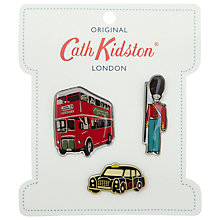 Buy Cath Kidston London Button Badge Set Online at johnlewis.com
