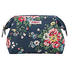 Buy Cath Kidston Folk Flowers Travel Pouch, Blue Online at johnlewis.com