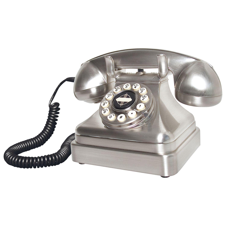 Wild & Wolf Wild & Wolf Lobby Chrome Telephone