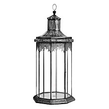Buy John Lewis Iron Lantern Online at johnlewis.com