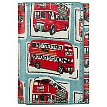 Buy Cath Kidston Mini London Buses Ticket Holder Online at johnlewis.com