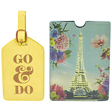 Buy Rendezvous Luggage Tag & Passport Online at johnlewis.com